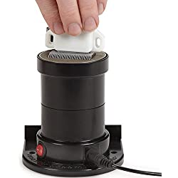 """Master Grooming Tools SharpPro Sharpeners — Electric Sharpeners for Sharpening Clipper Blades, Scissors, Shears, and More, 2½"""""""