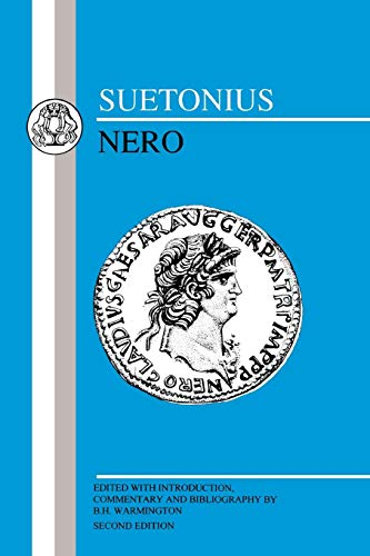 Suetonius: Nero (Latin Texts)