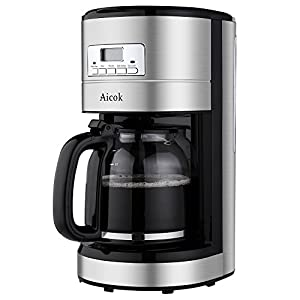 Aicok 12 Cup Coffee Maker, just a good sturdy coffee maker