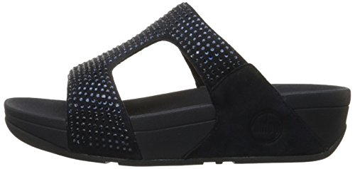 450802bc507e54 FitFlop Women s Rokkit Crystal Slide Sandal - Import It All