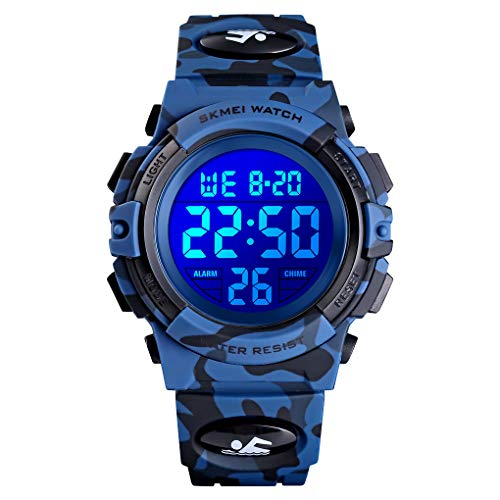 Best Wristwatch Watch For Girls Boys - Boys Watch Digital Sports Waterproof Electronic