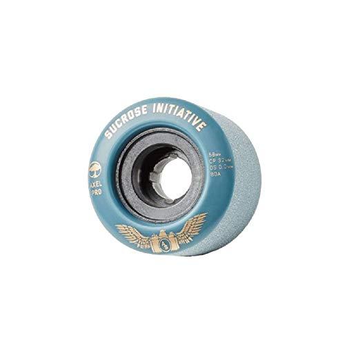 Arbor Sucrose Initiative Axel Serrat Pro Model Skateboard Wheels (Blue, 58mm)
