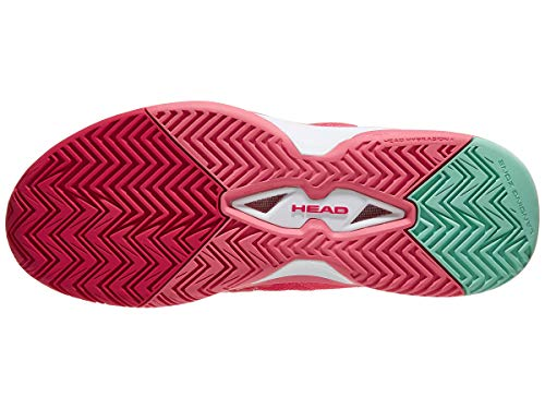 HEAD Women's Revolt Pro 3.0 Tennis Shoes, Magenta/Pink (11 US)