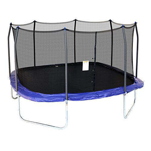 Which are the best trampoline with enclosure 14 ft skywalker available in 2019?