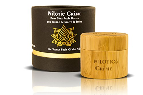 Nilotic CRÈME (Pure Nilotic Fruit Butter) - The Queen of Shea Butters - Luxury Skincare for Adults & Children - All Skin Types