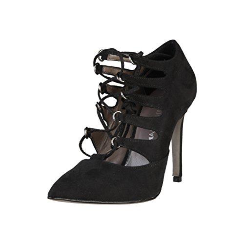 Made Shoes Sala Nero Italia Donna Da In Czw6qfCP