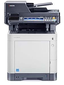 Kyocera Laser Multifunction Printer,Printer, Scanner, Copier & Fax - ECOSYS M6035cidn