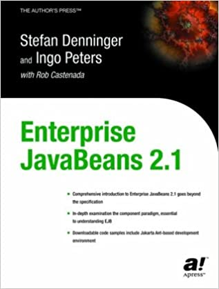 Enterprise JavaBeans 2 1 (Books for Professionals By