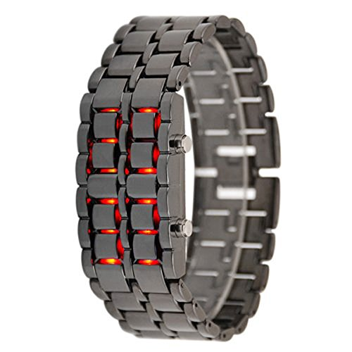 Led Watch Red Light in US - 1