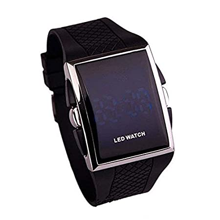 Amazon.com: Mens LED Digital Sport Watch Relojes Deportivos Para Hombres: Sports & Outdoors
