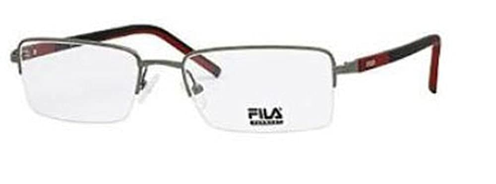 Fila Glasses Men VF9580K 520GUN Gunmetal Full Frame