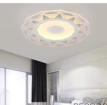 Die moderne geführt lampen Decke Licht Rund Die Licht im ...