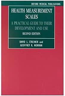 Health measurement scales a practical guide to their development health measurement scales a practical guide to their development and use oxford medical publications fandeluxe Image collections