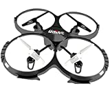UDI U818A 2.4GHz 4 CH 6 Axis Gyro RC Quadcopter with Camera RTF Mode 2 Picture