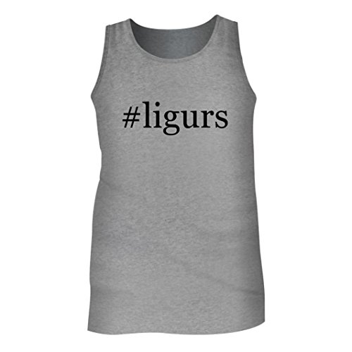 Tracy Gifts #ligurs - Men's Hashtag Adult Tank Top, Heather, - Instagram Novis