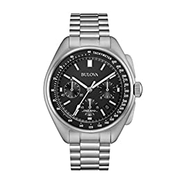 Bulova Men's Lunar Pilot Chronograph Watch 96B258