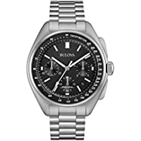 Bulova Men's Special Edition Moon Watch Stainless Steel 96B258
