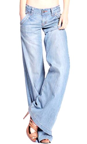 70s Flared Jeans - 1