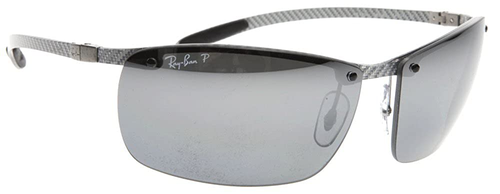 975c14abfd Amazon.com  Ray-Ban 8306 Carbon Fiber Polarized Sunglasses  Ray-Ban   Clothing