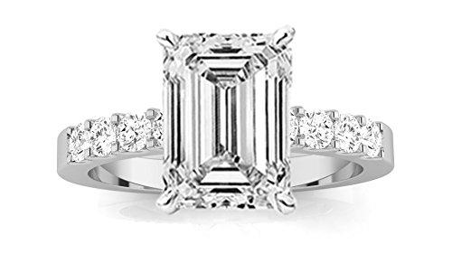 1.21 Ct Emerald Cut Diamond - 7