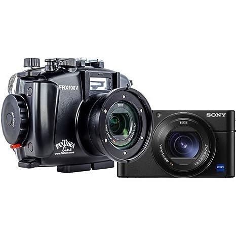 Fantasea FRX100 V carcasa submarina y Sony RX100 V cámara ...
