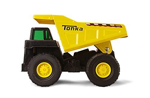 Tonka TS4000 Steel Dump Truck (Tonka Toy Dump Truck)