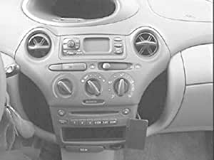 Brodit ProClip - Kit de coche para Toyota Yaris 99-02  (para Europa, ángulo de montaje)