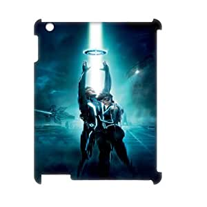 Tron Legacy HILDA0019945 3D Art Print Design Phone Back Case Customized Hard Shell Protection Ipad2,3,4
