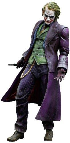 THE DARK KNIGHT TRILOGY Play Arts Kai Joker (PVC Action Figure) (japan import)