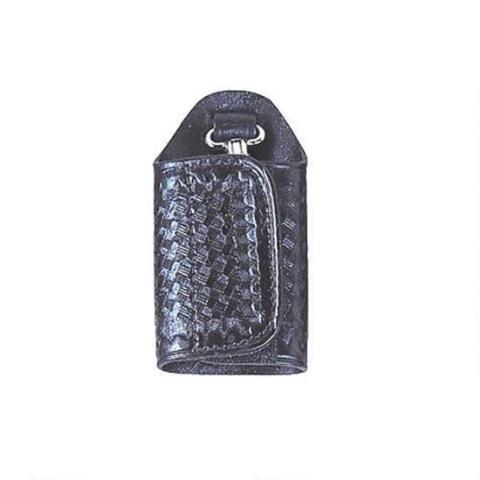 Stallion Leather - Large Jailers Silent Key Keeper - ()
