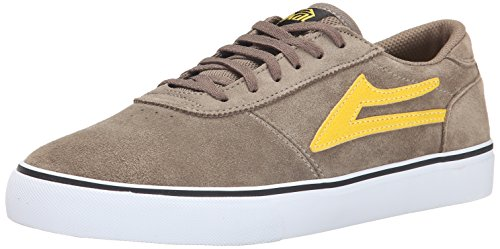 Lakai Heren Manchester Action Sports Sand Suede