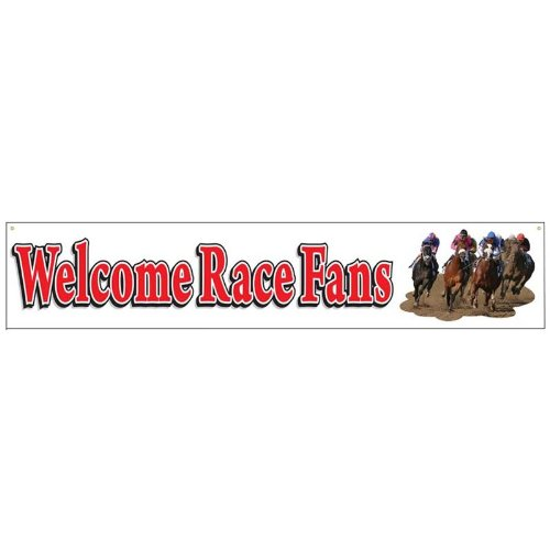 (Welcome Race Fans)