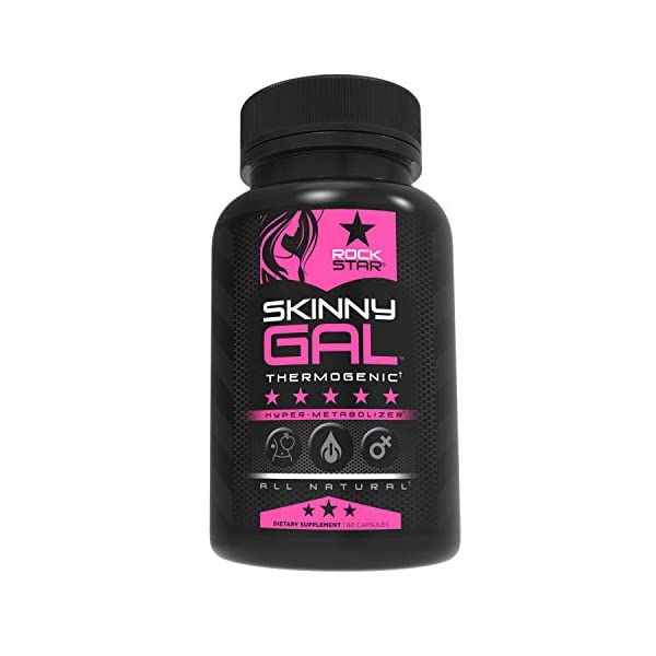 Health Shopping Skinny Gal Weight Loss For Women, Diet Pills by Rockstar, Thermogenic Diet Pill and