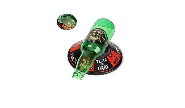 Juego de Beber,Spinner de Juego de Plástico ruleta chupitos la ruleta de la suerte de Flecha de Spinner de Juego de Plástico en Colores para Escuela,Spinner de Juego de Tablero: Amazon.es: Hogar