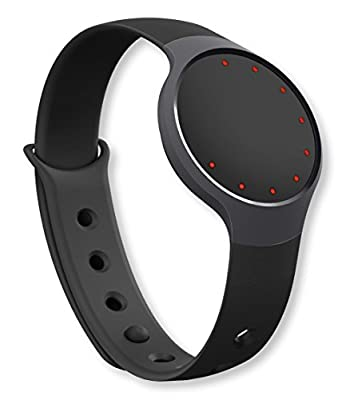 Misfit Flash Fitness and Sleep Monitor with Wristband and Clip