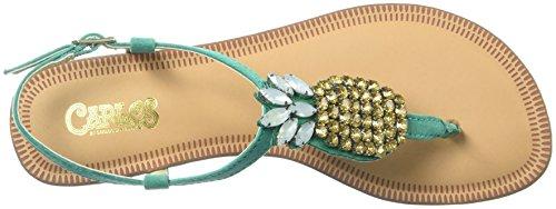 Carlos by Carlos Santana Women's Tropical Sandal Emeraldisl uIbfkmZ