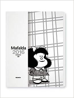 Mafalda 2016 Agenda día por página - Blanca (Spanish Edition ...