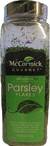 McCormick Parsley Flakes, 2.5 Ounce