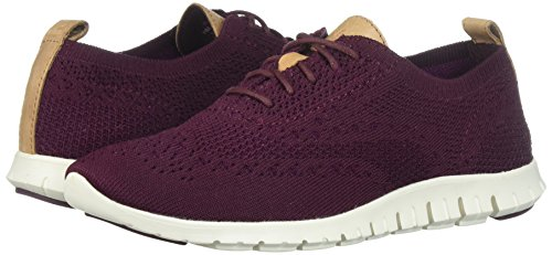 Cole Haan Women's Zerogrand Stitchlite Closed Oxford, Malbec, 10 B US by Cole Haan (Image #6)