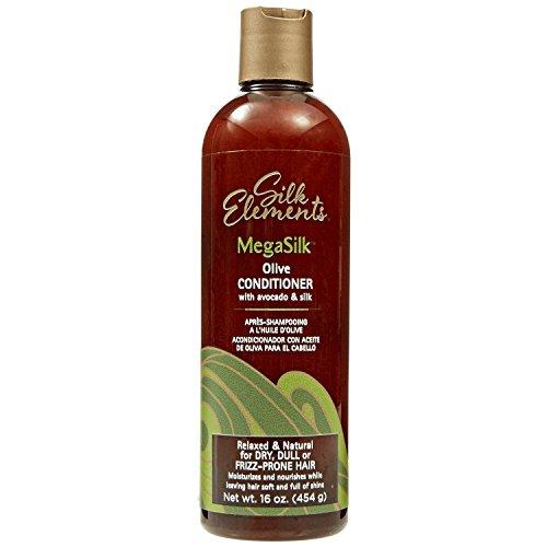 Silk Elements MegaSilk Olive Conditioner