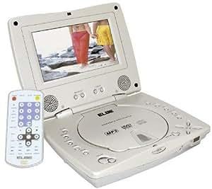 Elbe PDVD-4000 - Reproductor de DVD portátil