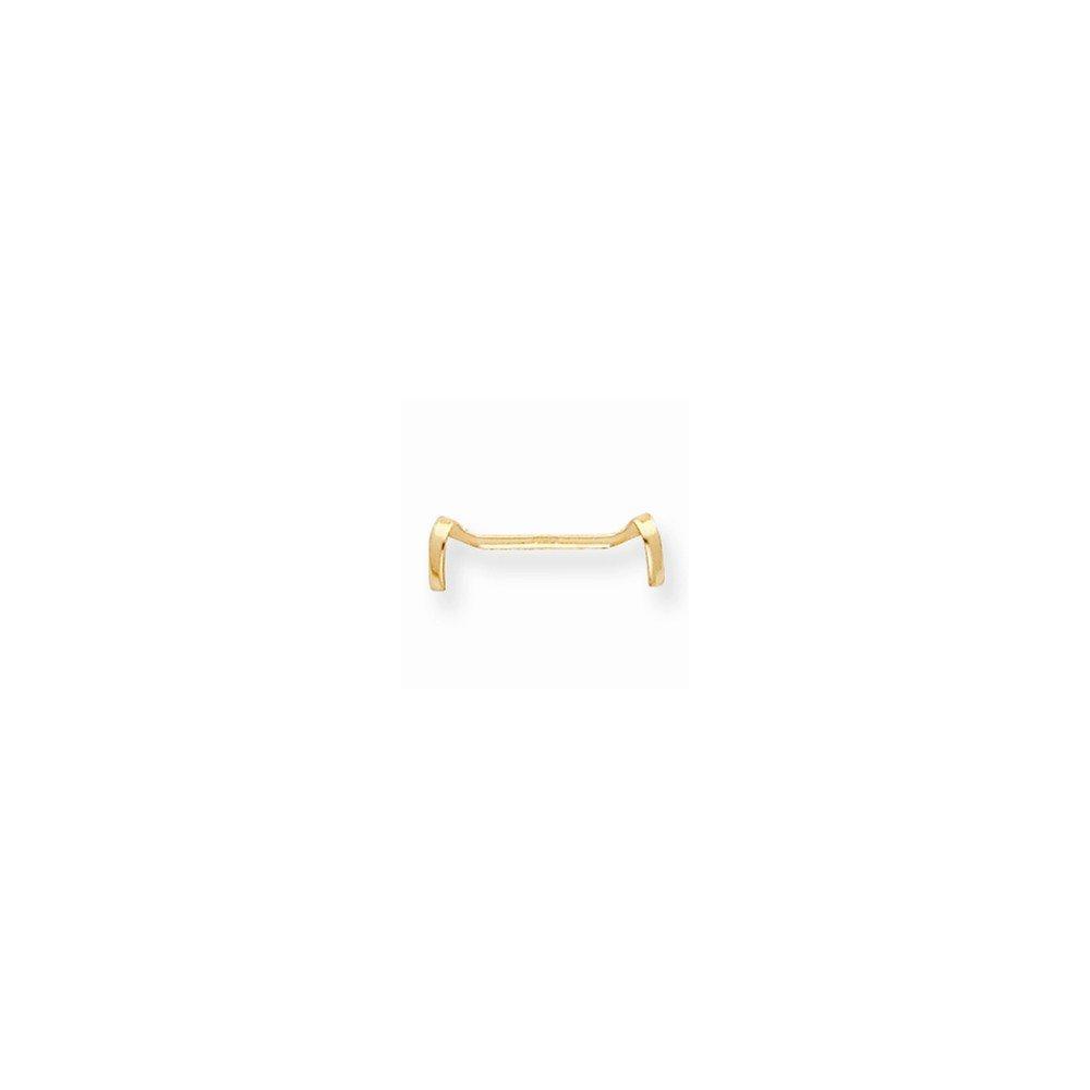14k Ladies' Ring Guard, Best Quality Free Gift Box