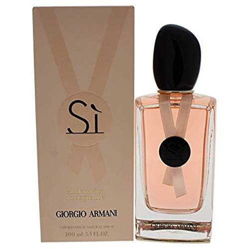 Giorgio Armani Si Rose Signature for Women Eau De Parfum Spray, 3.4 Ounce