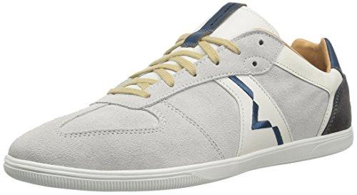 Diesel Mens Happy Hours Sneaker S-alloy Bianco Sporco / Legione Blu