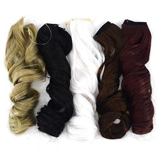 Halo Hair Extensions Invisible Elastic Wire Hairpieces No clips, No glue