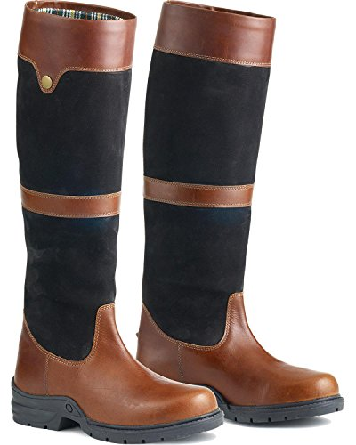 Riding Boots brown Ovation Kenna Mehrfarbig Boot Black Womens SqCfwExF