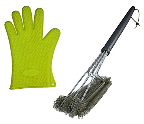 Tevelo Resistant Silicone Stainless Bristles product image