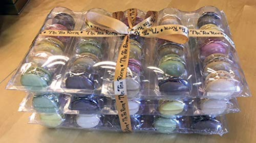 French Macaroons 72 Pieces