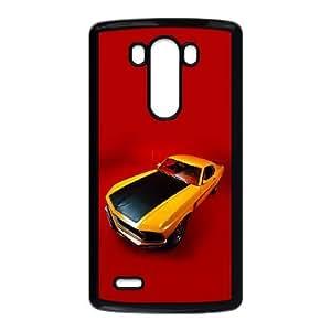 LG G3 Phone Case Black Ford VC3XB2031638