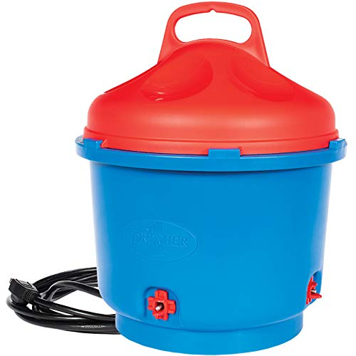 - Premier Heated Poultry Waterer - 3 Gallon